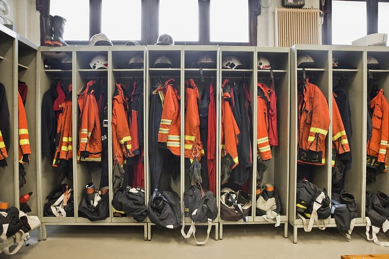 Firefighter was terminated for religious content of workplace emails