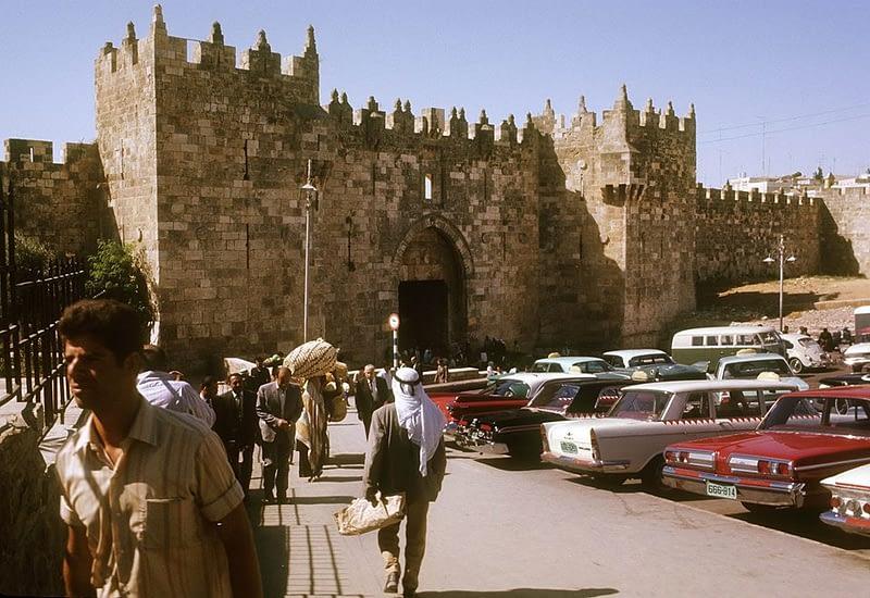 Damascus Gate - Jerusalem