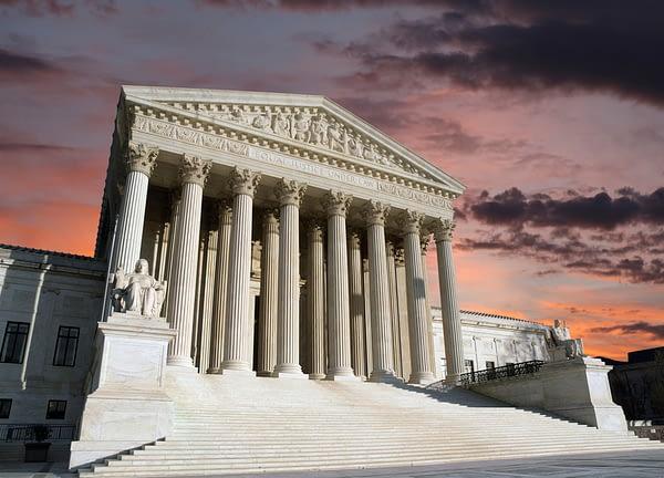 U.S. Supreme Court - DepositPhotos.com / trekandshoot