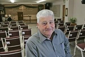 Pastor Stan Peterson