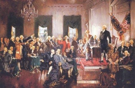 Constitution Convention 1789