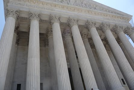 Supreme Court considers standing and medical necessity of admitting privileges in Louisiana abortion case