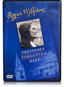 Roger Williams: Freedom's Forgotten Hero (DVD)