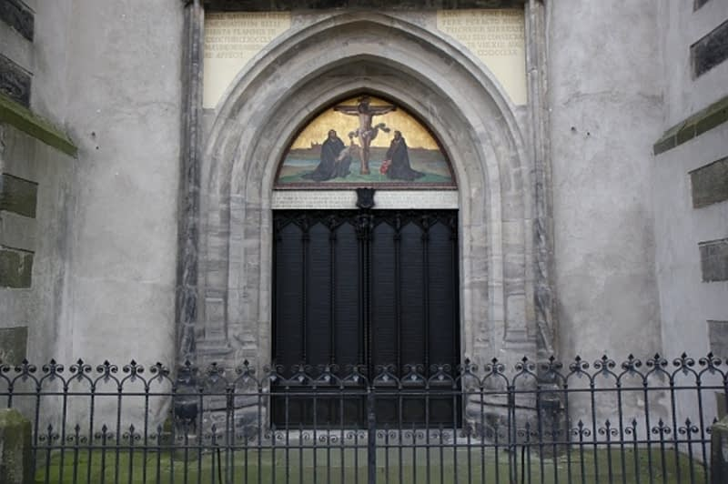 Wittenberg Door - Germany