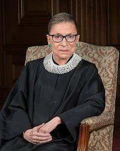 Justice Ruth Bader Ginsburg - RBG