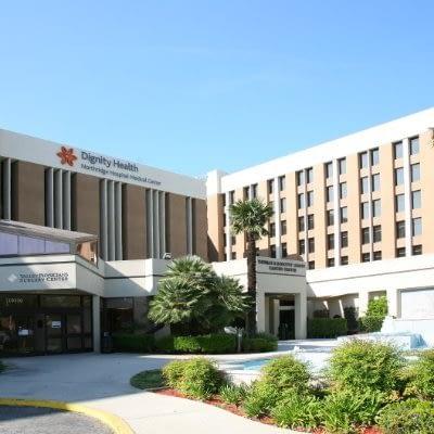 Northridge Hospital in Northridge, CA is a Dignity Health facility (from LinkedIn)