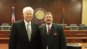 Greg Hamilton and Steve McPherson of the Northwest Religious Liberty Association testified before the Idaho House State Affairs Committee - January 26, 2015