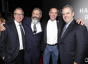 David Permut Mel Gibson Terry Benedict Bill Mechanic
