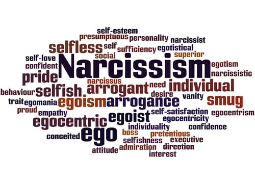 Narcissism - DepositPhotos.com
